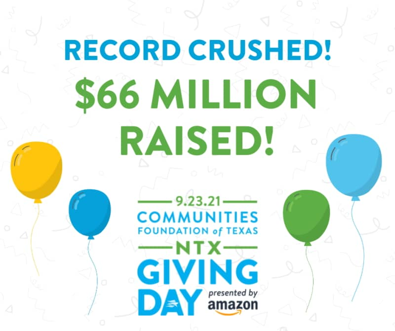 Ntx Giving Day success